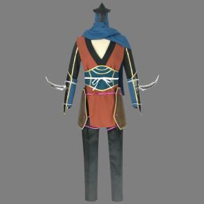 Fire Emblem Fates Fire Emblem If Saizou Cosplay Costume