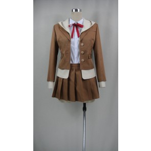 Danganronpa 3: The End of Hope's Peak High School Chiaki Nanami Cosplay Costume