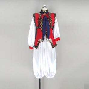 "Altair: A Record of Battles Shokoku no Altair Tugril ""Golden Eagle"" Mahmut Pasha Cosplay Costume"