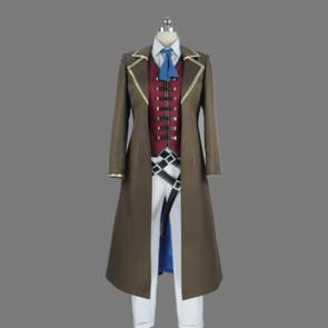 Bungou to Alchemist Akutagawa Ryuunosuke Cosplay Costume