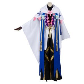 Fate/Grand Order Merlin Ambrosius Cosplay Costume