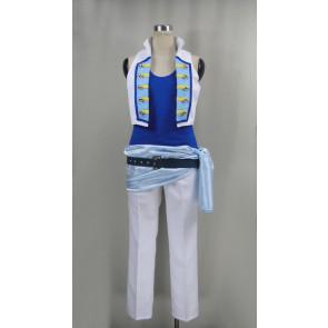 Osomatsu-kun Karamatsu Matsuno Blue Cosplay Costume
