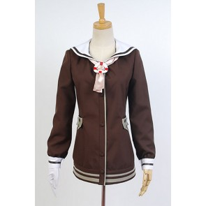 Kantai Collection KanColle Destroyer Amatsukaze Cosplay Costume