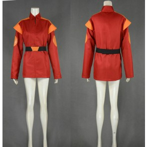 Futurama Zapp Brannigan Cosplay Costume
