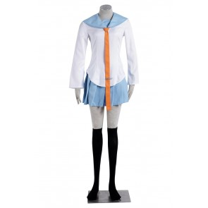 Nisekoi Chitoge Kirisaki Sailor Suit Cosplay Costume - Version 2