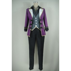 Ensemble Stars Radiant Hot Holiday Party Hakaze Kaoru Cosplay Costume