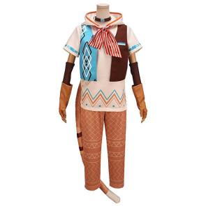 A3! The Adventure for Sardines Summer Ikaruga Misumi Cosplay Costume