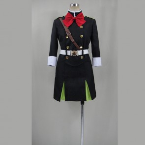Seraph of the End: Vampire Reign Mitsuba Sangu Cosplay Costume