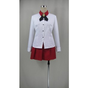 New Game! Hifumi Takimoto Cosplay Costume