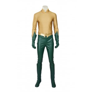 Justice League Aquaman Cosplay Costume