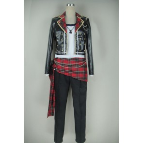 Ensemble Stars First Star Rock Subaru Akehoshi Cosplay Costume