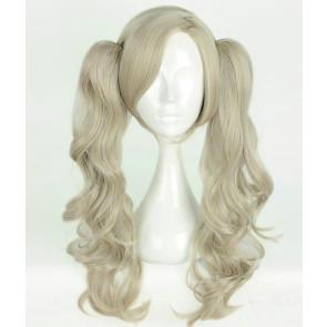 55cm Persona 5 Ann Takamaki Cosplay Wig