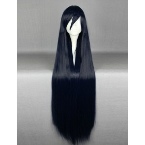 Blue 100cm Absolute Duo Tomoe Tachibana Cosplay Wig