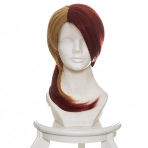 Yellow And Red 45cm Land of the Lustrous Rutile Cosplay Wig