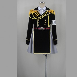 K Project Neko Military Uniform Cosplay Costume