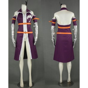 Fairy Tail Team Fairy Tail A Erza Scarlet Cosplay Costume