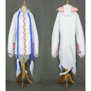 BlazBlue Taokaka White Cosplay Costume
