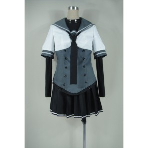 Kantai Collection KanColle Hatsuzuki Cosplay Costume