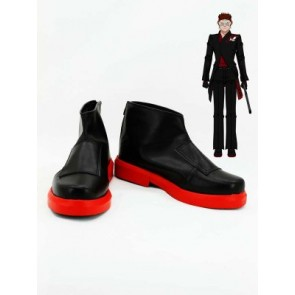 RWBY Adam Taurus Cosplay Shoes