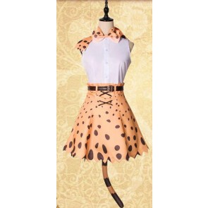 Kemono Friends Serval Cosplay Costume Version 2