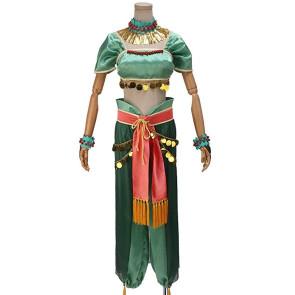 A3! Water me! Summer Rurikawa Yuki Cosplay Costume