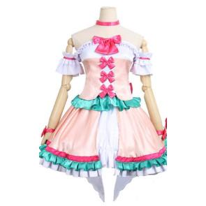 BanG Dream! Pastel*Palettes Maruyama Aya Cosplay Costume