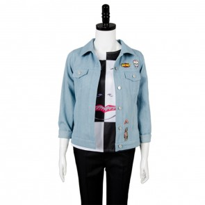 Doctor Who Season 10 Bill Potts Cosplay Costume