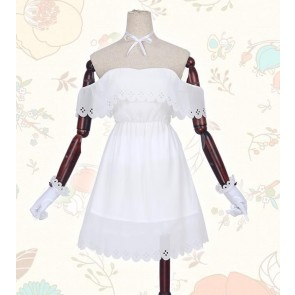 Fate/Grand Order Mash Kyrielight Dress Cosplay Costume