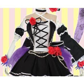 The Idolmaster Cinderella Girls Ranko Kanzaki Cosplay Costume