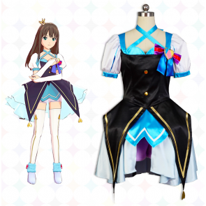 The Idolmaster Cinderella Girls Rin Shibuya Cosplay Costume