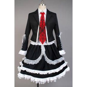 Danganronpa: Trigger Happy Havoc Celestia Ludenberg Cosplay Costume