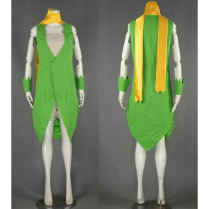 Pokemon Snivy Human Cosplay Costume
