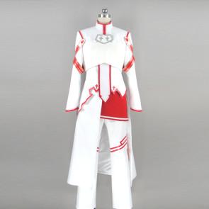 Sword Art Online Asuna Genderbend Cosplay Costume