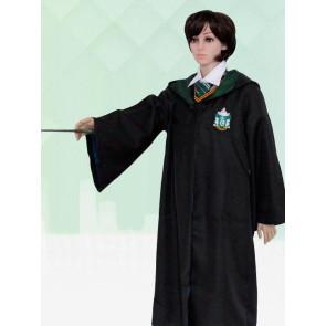 Harry Potter Slytherin Uniform Cosplay Costume
