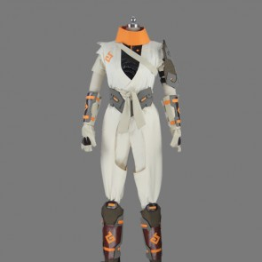 Overwatch Young Genji Cosplay Costume