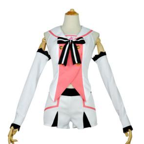 YouTuber A.I.Channel Kizuna Ai Cosplay Costume