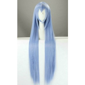 Blue 100cm Akame ga Kill! Esdeath Cosplay Wig