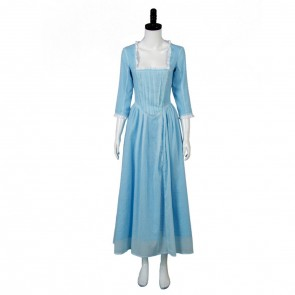 Pirates of the Caribbean: Dead Men Tell No Tales Carina Smyth Cosplay Costume