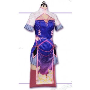 Overwatch D.Va Hana Song Cheongsam Cosplay Costume