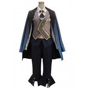 Fate/Grand Order Assassin Henry Jekyll & Hyde Cosplay Costume
