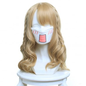 Light Brown 45cm A Sister's All You Need Miyako Shirakawa Cosplay Wig