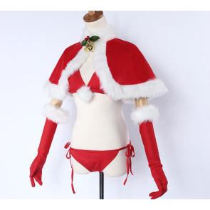 Himouto! Umaru-chan Umaru Doma Christmas Suit Cosplay Costume