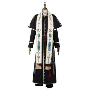 Vatican Miracle Examiner Hiraga Josef Ko Cosplay Costume