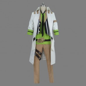 Code: Realize − Guardian of Rebirth Victor Frankenstein Cosplay Costume