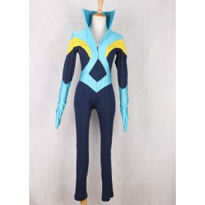 Young Justice Nightwing Discowing Version Cosplay Costume