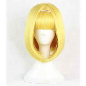 Yellow 42cm Heavy Object Milinda Brantini Cosplay Wig