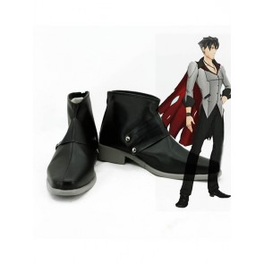 RWBY Qrow Branwen Cosplay Shoes