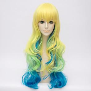 Miss Kobayashi-san Dragon Maid Kobayashi-san Chi no Meidoragon Lucoa Quetzalcoatl Cosplay Wig