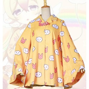 Magical Girl Raising Project Maho Shojo Ikusei Keikaku Nemurin Nemu Sanjou Sleepwear Cosplay Costume