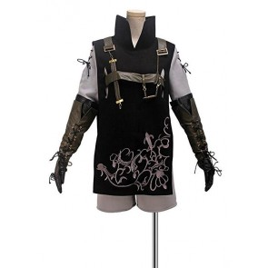 NieR: Automata DLC YoRHa No. 9 Type S 9S Casual Suit Cosplay Costume